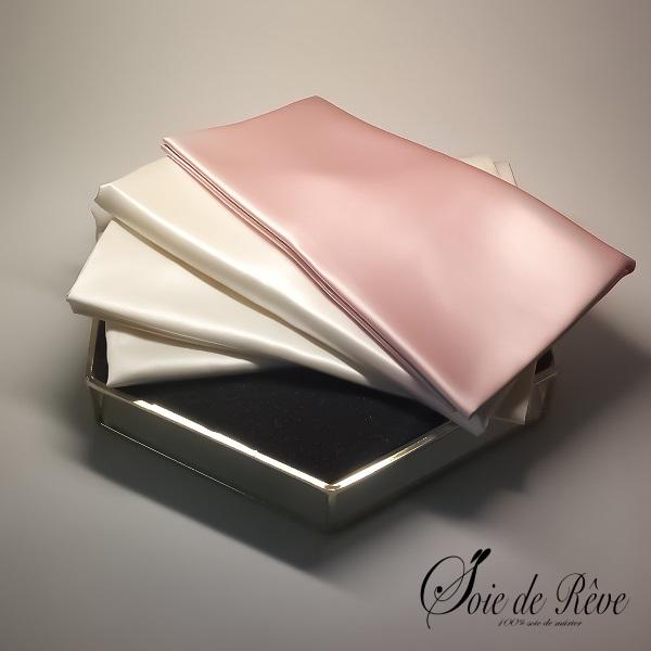 taie-d-oreiller-en-soie-60-X-60-rose